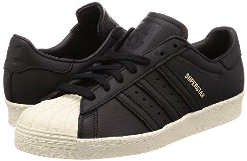 000 negbas Rojsld Noir Basses Verde Superstar Adidas Homme Baskets 80s gUzqwP7gx
