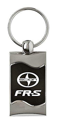INC Scion Scion FR-S Rectangular Black Fob Au-Tomotive Gold