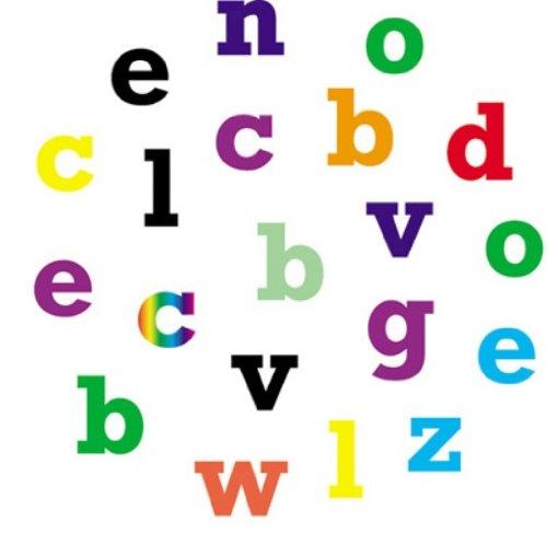 FMM Lower Case Block Alphabet Tappit Cutters Set Alphabet Set Block