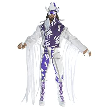 Image of Action Figures & Toy Figurines WWE Defining Moments Randy Savage - Wrestlemania 7 Collector Figure Series #1