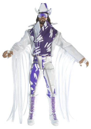 WWE Defining Moments Randy Savage - Wrestlemania 7 Collector Figure Series #1