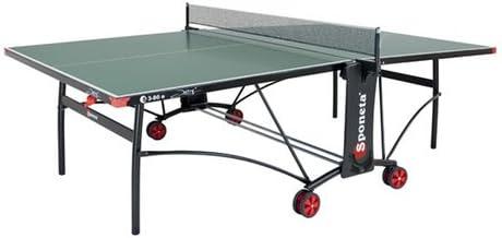 Ping Pong Tennis Tavolo Sponeta Blaha S 3 86 E Outdoor Rete Verde Con Struttura In Colore Nero 5 Mm Sport E Tempo Libero Aikidojo Fr