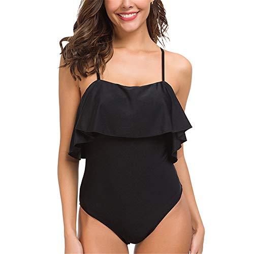 Nero Xxl Siamesi Bagno In Black Mmwaconnesso Costume Da Spiaggia 6wCC7Sq