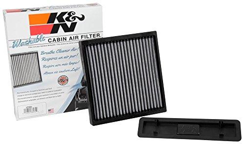 K&N Filters VF2055 Cabin Air Filter: