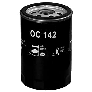 MAHLE Original OC 142 Oil Filter
