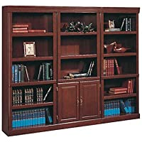Heritage Hill 15 Shelf Bookcase Set