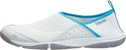 Helly Hansen W Watermoc 2 Zapatillas Impermeables, Mujer, Blanco (Blanco 011), 36 EU