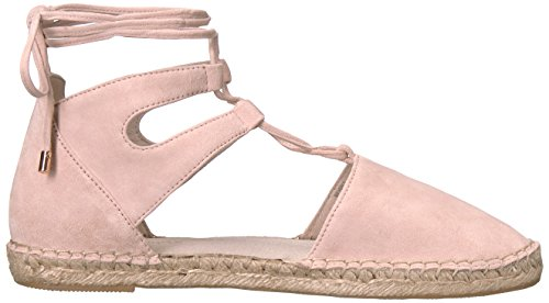Kenneth Cole New York Mujeres Beverly Flat Rose Suede