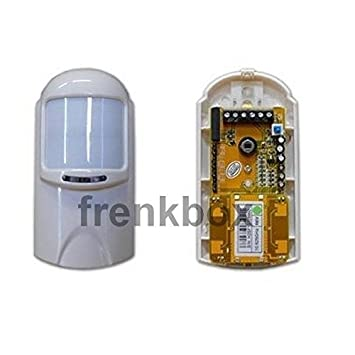 PIR Sensor de volumétrico tecnología dual para central 433Mhz movimiento y calor