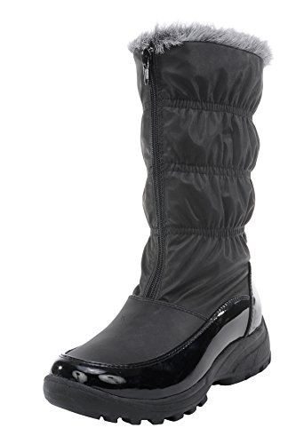 Women's Black Snow Sled Totes Boot xaU4OR8wq