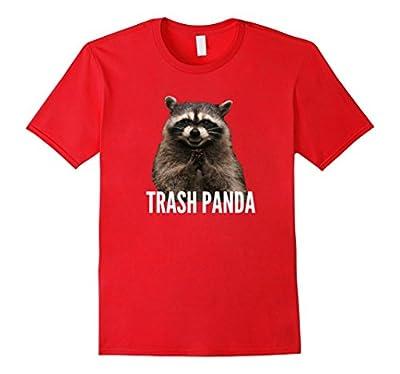 Trash Panda funny animal tshirt
