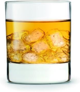 Leerdam 922218 Verre /à Whisky 20 cl 6 Pi/èces Tasty