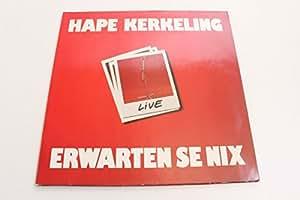 Erwarten Se Nix 1991 Vinyl Record Vinyl Lp Hape