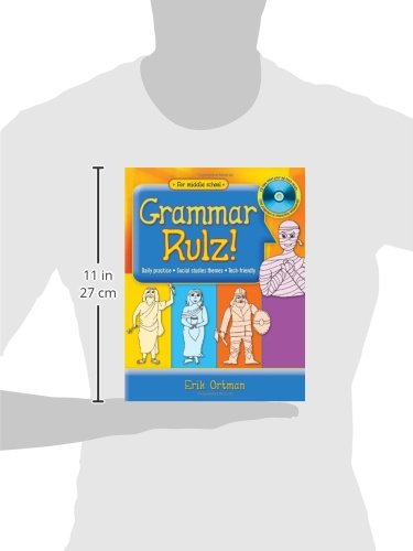 Amazon.com: Grammar Rulz!: Daily practice * Social studies themes ...