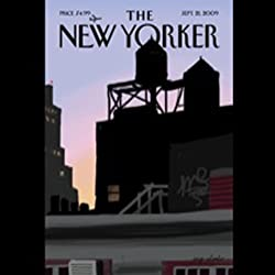 The New Yorker, September 21, 2009 (Jeffrey Toobin, Ta-Nehisi Coates, Peter Schjeldahl)