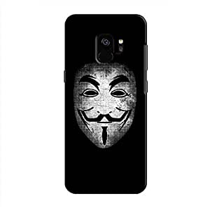 Cover It Up - Vendatta Mask Fade Galaxy S9 Hard Case