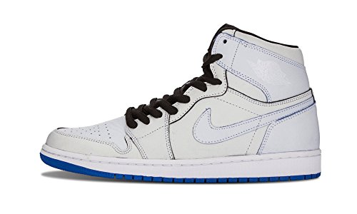 Nike Mens Jordan 1 SB QS Lance Mountain White Leather Skateboarding Size 11 (1 Jordan Sb)