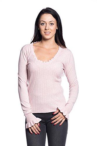 D Jeune CG009 Plusieurs Pullovers Couleurs Classique Abbino Femmes Filles T4aqO8HwYw
