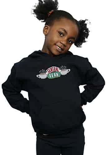 Absolute Cult Beetlejuice Girls Sandworm Alt Logo Sweatshirt