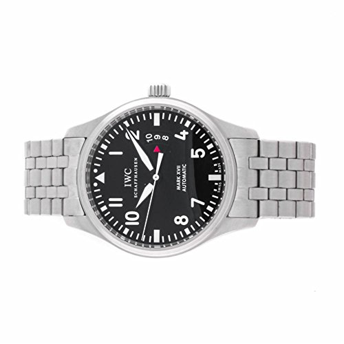IWC-Pilot-automatic-self-wind-mens-Watch-IW326504-Certified-Pre-owned