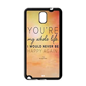 the Case Shop- Customizable The Hunger Games Movie SamSung Galaxy Note3 N9000 (TPU) TPU Rubber Hard Back Case Cover Skin , n3xq-542