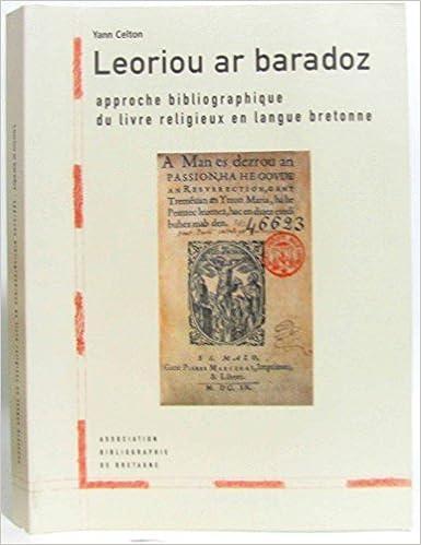 Leoriou Ar Baradoz Approche Bibliographique Du Livre