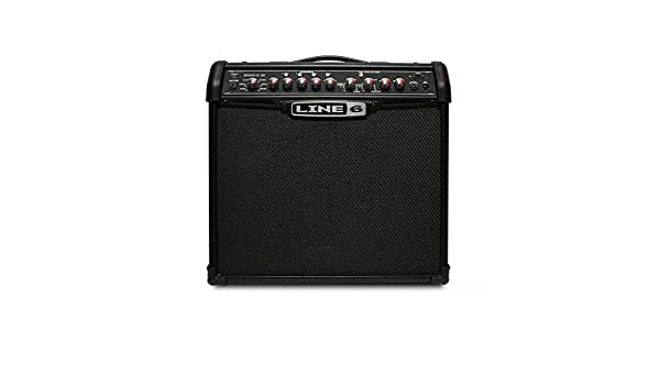 Line 6 Spider IV 30 Watts amplificador guitarra eléctrica ...