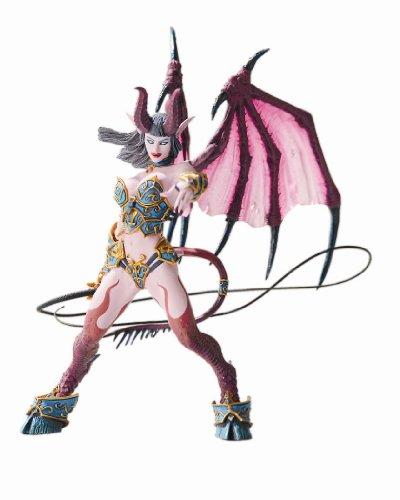 World of Warcraft Series 4: Succubus Demon: Amberlash Action Figure