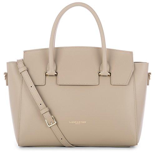 lancaster-paris-womens-52840stone-grey-leather-handbag