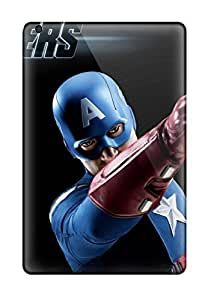 Johnathan silvera's Shop New Style Brand New Mini 2 Defender Case For Ipad (captain America In The Avengers) by ruishername
