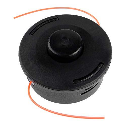 Hicello Trimmer Head for Stihl AutoCut Go 25-2 Brushcutter FS90 FS100 FS110 FS130 FS250 FS56 FS80 FS85 FS45 FS48 FS60 Bump Feed String Trimmer 4002 710 2191 4002 710 - Brushcutter Head