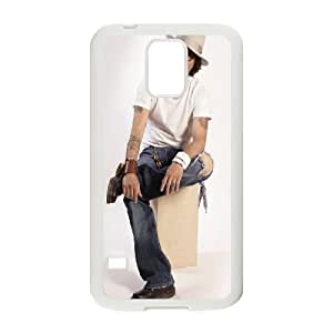 Johnny Depp Samsung Galaxy S5 Cell Phone Case White K3955698