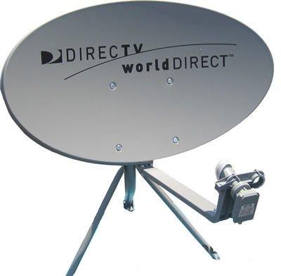 DirecTV International World Direct Satellite Dish DTV36EDS by DIRECTV