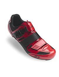Giro Apeckx II Shoe - Men\'s negro/Bright rojo 39