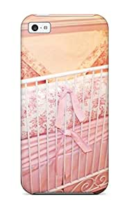 New Fashionable ZippyDoritEduard JmUSuhL3931Xdueq Cover Case Specially Made For Iphone 5c(pink Crib For Baby Girl)