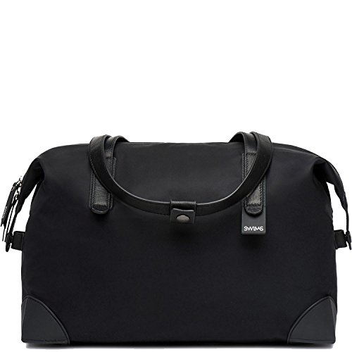 SWIMS 24 Hour Holdall Travel Bag - Black by SWIMS
