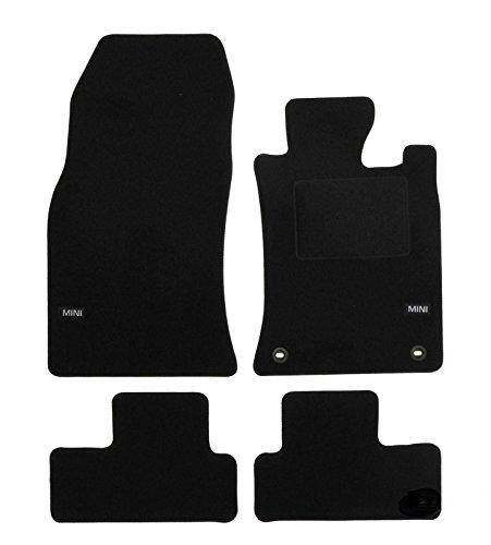 MINI Genuine Rubber Car Floor Mat Lock Clip Black R50//R52//R53 51471919177