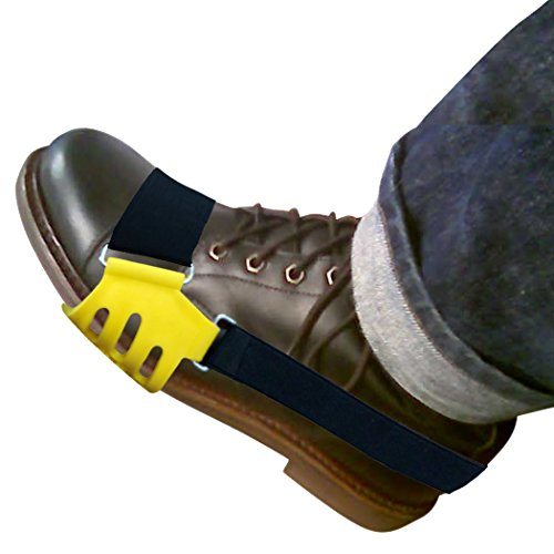 Safety Care Ice Claws - Snow & Ice Traction Cleats - Fits All Adult Boot Sizes by Safety Care (Image #2)