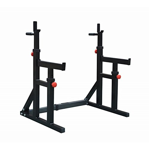 DKN Squat Cage - Black/Grey