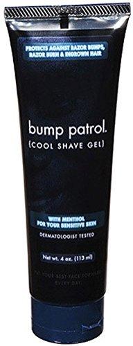 Bump Patrol Cool Shave Gel 4 oz by Bump Patrol