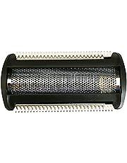 Kaxofang BG2000 Replacement Trimmer/Shaver Foil Head for Bodygroom BG7040 BG7030 BG5025 BG2039