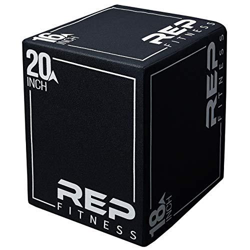 REP 3 in 1 Soft Plyo Box - Small, 20x18x16 inch