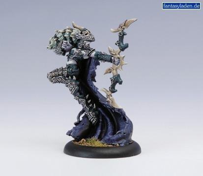 Privateer Press - Hordes - Legion: Epic Warlock Lylyth Model Kit 4