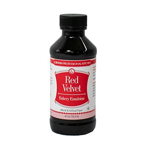 - LorAnn Oils Emulsion, Red Velvet, 4 Ounce