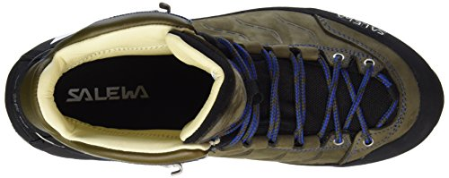 Royal L Mid Mountain Salewa Trainer Mens Walnut Blue ItYOqRw
