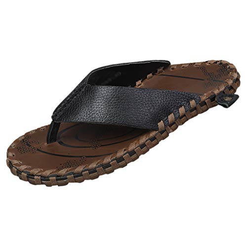 Chanclas Hombres Huyp tamaño 39 Zapatillas Beach Y Fashion Pantuflas Wear Antideslizantes Sandalias Shoes Summer YxAqFT