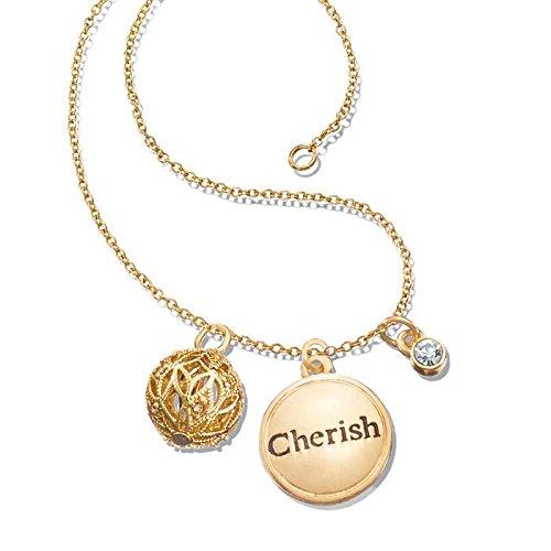 - Avon Cherish Necklace - Gold - One Size