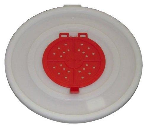 - Challenge Bucket Lid 5 Gallon with Bait Opening