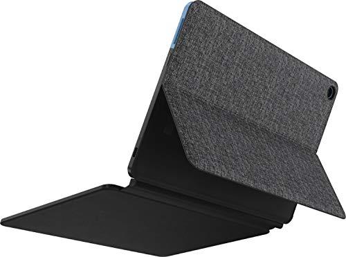 2021 Lenovo Chromebook Duet 10.1 Inch FHD 1200P Touchscreen 2-in-1 Laptop, 8-Core MediaTek Helio P60T, 4GB RAM, 128GB eMMC, Chrome OS + NexiGo 32GB MicroSD Card Bundle