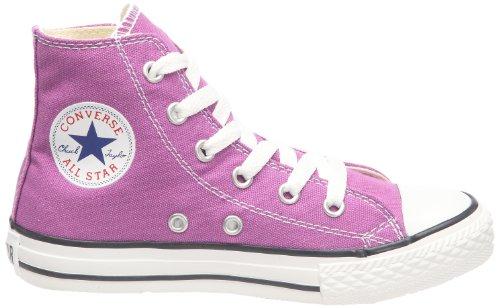 Converse - Zapatillas de tela para niña Violet (Violet Clair)